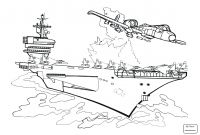 Navy Coloring Pages - Best Coloring Pages Military Aircraft Katesgrove