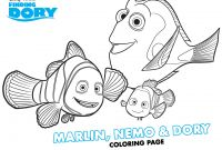 Nemo Coloring Pages - Nemo Coloring Page Nemo Coloring Pages attractive Finding Dory