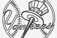 New York Yankees Coloring Pages - Amazing Advantages Mlb Coloring Pages
