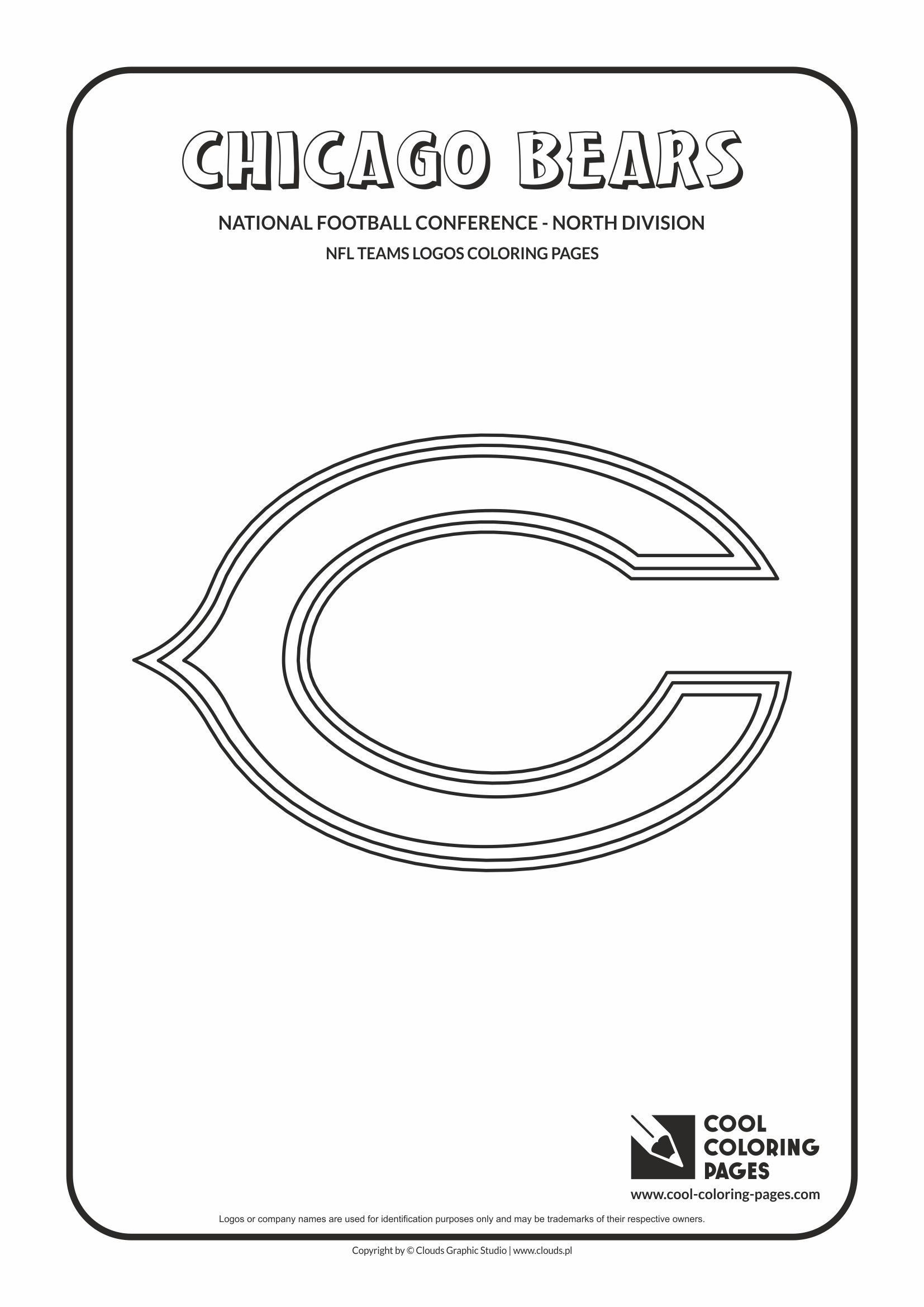 Nfl Football Coloring Pages  Download 20s - Free For Children