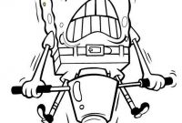 Nickelodeon Spongebob Coloring Pages - Free Printable Nickelodeon Coloring Pages for Kids and Napisy