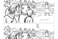 Nicodemus Coloring Pages - John 8 Light the World Kids Spot the Difference Can Your