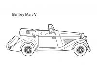 Old Car Coloring Pages - Vintage Car Coloring Pages 15 Best Classic Car Coloring Pages
