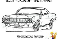 Old Cars Coloring Pages - Category Coloring Pages 17