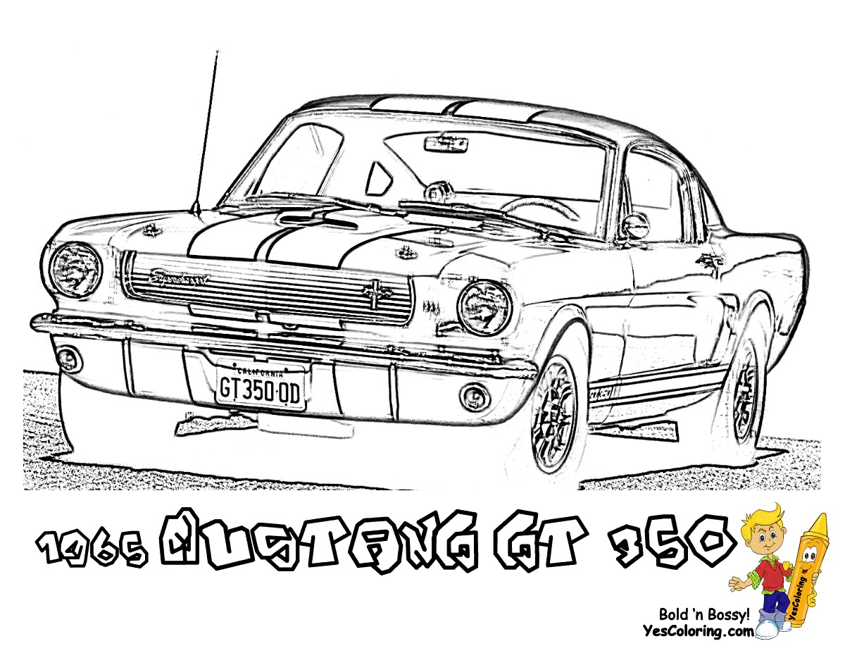 Old Cars Coloring Pages  to Print 16b - Save it to your computer
