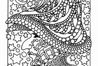 Optical Illusion Coloring Pages - Cool and Easy to Draw Coloring Pages Awesome Cool Coloring Page