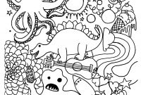 Optical Illusion Coloring Pages - Cool Easy to Draw