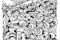 Our Lady Of Fatima Coloring Pages - Boat On the Sea Absurdly Whimsical Adult Coloring Page