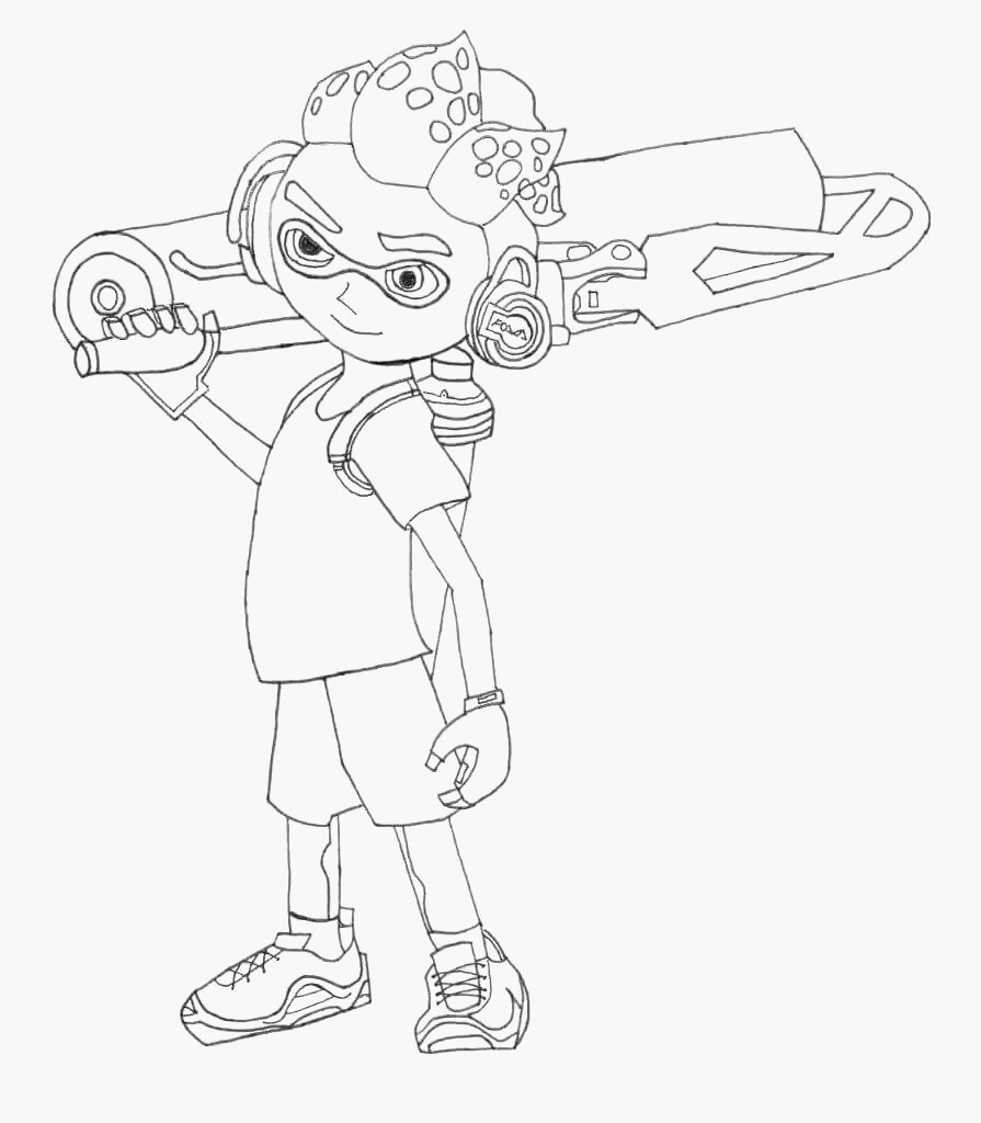 Overwatch Coloring Pages  Download 9r - Free Download