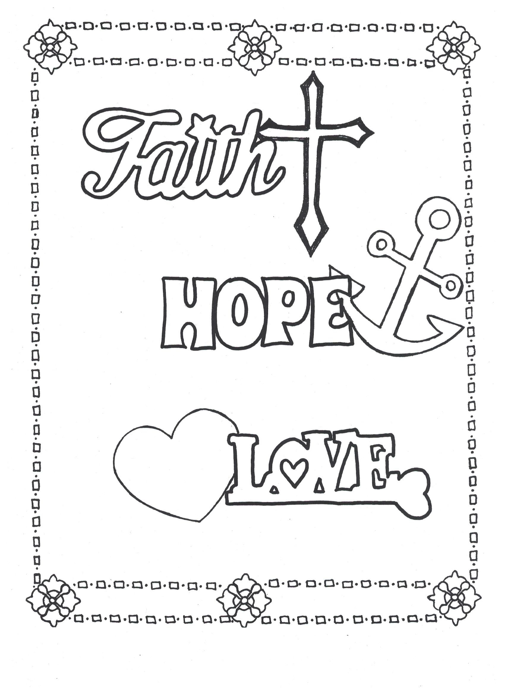 Pastor Appreciation Coloring Pages  to Print 14c - Free For kids