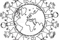 Pastor Appreciation Coloring Pages - Image Result for It S A Small World Coloring Page