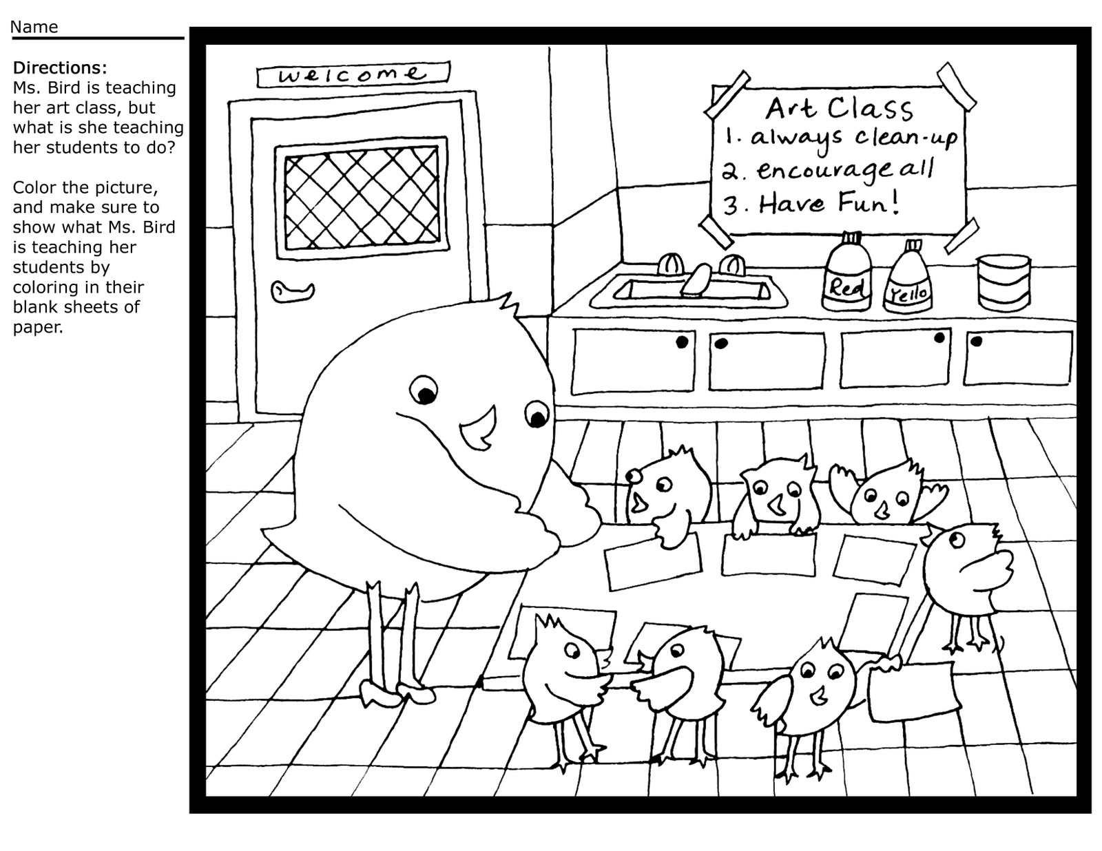 Pastor Appreciation Coloring Pages  to Print 14t - Free For Children