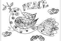 Peace Coloring Pages - Coloring Doves Elegant Printable Cds 0d Coloring Mikalhameed