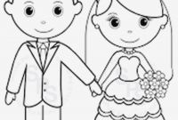 Personalized Wedding Coloring Pages - Inspiring Free Wedding Coloring Pages to Print How is Going Change