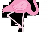 Pink Flamingo Coloring Pages - Pink Flamingo Cartoon Clipart Clipart Kid Stuff
