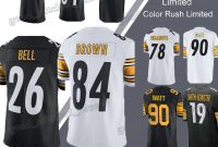 Pittsburgh Steeler Coloring Pages - Pittsburgh Steeler 26 Le Veon Bell 84 Antonio Brown 7 Ben