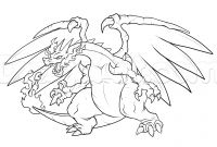 Pokemon Coloring Pages Charizard - Coloring Pages Free Printable Coloring Pages for Children that You