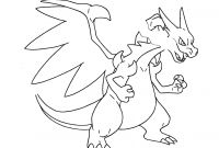 Pokemon Coloring Pages Charizard - Pokemon Ex Coloring Pages – Through the Thousands Of Images On the