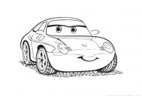 Police Car Coloring Pages - Disney Cars Coloring Pages Free
