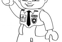 Police Coloring Pages - Cartoon Coloring Pages Coloring Sheets Pinterest