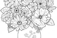 Poppy Coloring Pages - Poppy Flower Drawing Elegant Poppy Coloring Page Cool Vases Flower