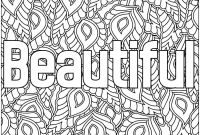 Positive Affirmation Coloring Pages - Pretty Design Ideas Positive Coloring Pages Affirmations for Adults