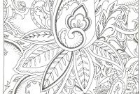 Poster Coloring Pages - Mandala with Cake and Ice Cream Coloring Pages T