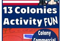 Poster Size Coloring Pages - 13 Colonies Map Coloring Page 13 Colonies Project Create A Mercial