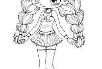 Printable Anime Coloring Pages - Elegant Chibi Anime Coloring Pages