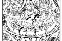 Printable Anime Coloring Pages - Fresh Color Pages Cute
