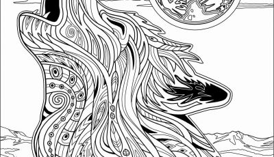 Printable Coloring Pages Of Wolves - Wolf Coloring Pages Printable Coloring Pages