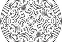 Printable Mosaic Coloring Pages - 17 Best Printable Symmetry Coloring Pages