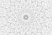 Printable Mosaic Coloring Pages - Collection Of Free Mosaic Coloring Pages