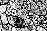 Printable Mosaic Coloring Pages - Fresh Printable Mosaic Coloring Book Pages