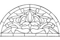 Printable Mosaic Coloring Pages - Roman Mosaic Coloring Sheets