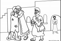Prodigal son Coloring Pages - Prodical son Coloring Pages Elegant Prodigal son Coloring Page for