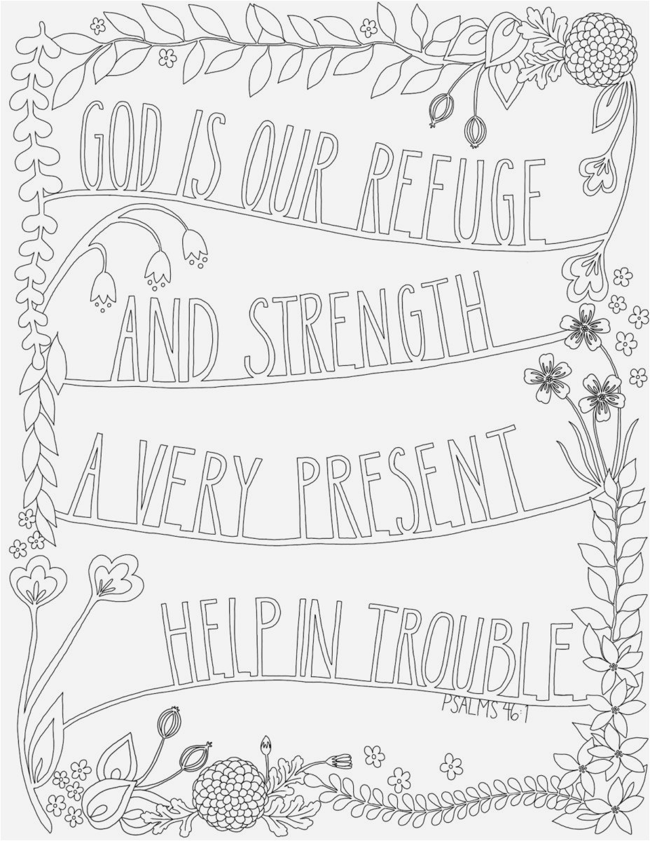 Psalms Coloring Pages  Gallery 17f - To print for your project