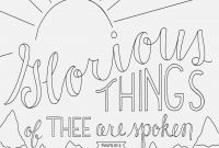 Psalms Coloring Pages - Preschool Coloring Sheets