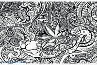 Psychedelic Coloring Pages - Coloring Pages Free Printable Coloring Pages for Children that You