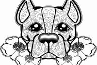 Puppy Coloring Pages - Free Printable Christmas Puppy Coloring Pages Drawing Printables 0d