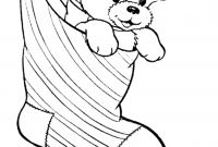 Puppy Coloring Pages - Puppy Coloring Page Puppy Christmas Coloring Pages Coloring Pages