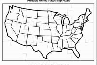 Puzzle Coloring Pages - Map United States Puzzle Best Us Map Coloring Page Cool Coloring