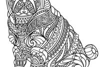 Realistic Cat Coloring Pages - Animal Coloring Pages Pdf Coloring Animals