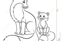 Realistic Fox Coloring Pages - Baby Fox Coloring Pages Heathermarxgallerybaby Fox Coloring Pages