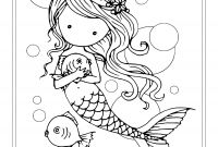 Realistic Mermaid Coloring Pages - Mermaid Tail Coloring Pages Inspirational Free Mermaid Coloring