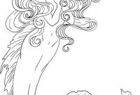 Realistic Mermaid Coloring Pages - Pin by Life A Bud On Coloring Pages Pinterest