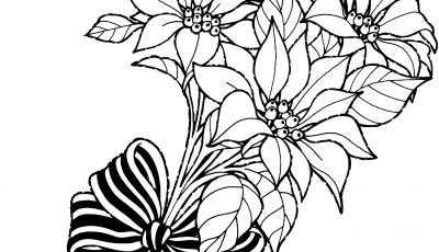 Rose Coloring Pages - Coloring Pages Roses Download