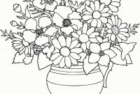 Rose Coloring Pages - Rose Flower Coloring Pages