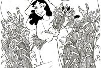 Ruth Coloring Pages - Coloring Pages for Children On the Story Of Ruth and Naomi Google