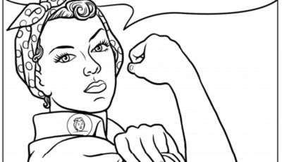 Sacagawea Coloring Pages - 21 Printable Coloring Sheets that Celebrate Girl Power